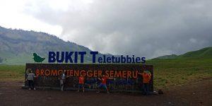 Bukit Teletubbies Bromo