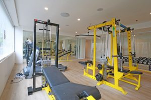 Ruang Fitness